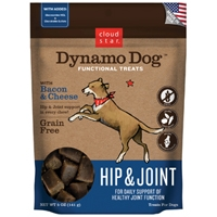 Dynamo Dog Functional Treats: Hip & Joint - Bacon & Cheese 5 oz
