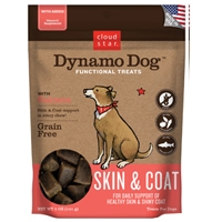 Dynamo Dog Functional Treats: Skin & Coat - Salmon 5oz