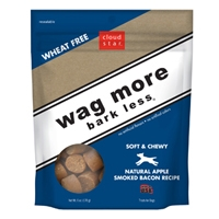 Cloud Star Wag More Bark Less Soft & Chewy Dog Treats - Apple Smoked Bacon