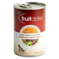 Fruitables Sweet Potato Digestive Supplement, 15 Oz