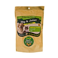 NaturVet Hip & Joint Soft Chews 120 Count