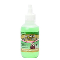 NaturVet Ear Wash w/Tea Tree Oil 8oz