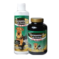 NaturVet Glucosamine -DS Tablets 60 Count