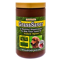 NaturVet GrassSaver Chew Wafer 100 Count