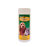 NaturVet Herbal Flea Pet Powder 4oz
