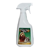 NaturVet Herbal Flea Spray 16oz
