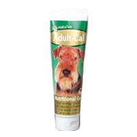 NaturVet Adult Cal Nutritional Dog Gel 5oz