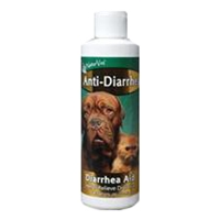 NaturVet Anti-Diarrhea Dog/Cat 8oz