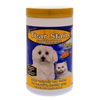 NaturVet Tear Stain Supplement 200mg