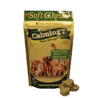NaturVet Soft Chew Calm Aid Cat 50 Count