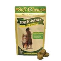 NaturVet Soft Chew Hip & Joint Cat 50 Count