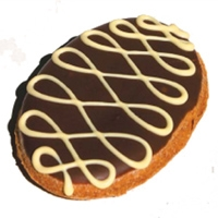 Pawsitively Gourmet Bakery Standards Collection: Eclair Peanut Butter Flavor