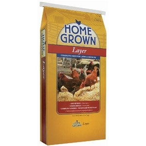 Country Acres Home Grown™ Crumble 16% Layer Feed