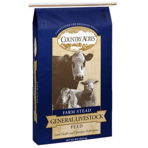 Country Acres All Stock Feed