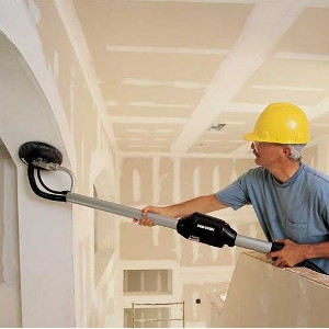 Drywall Sander with Dust Collection