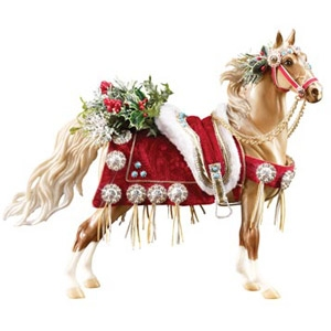 Breyer 2013 Holiday Horse