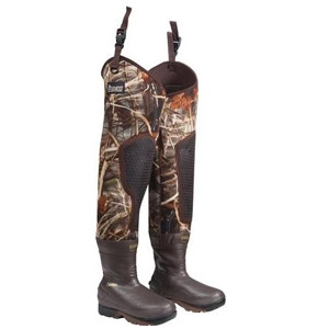 Rocky Waterfowler MudSox Waterproof Insulated Hip Boot