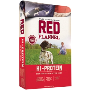 Red Flannel™ Hi-Protein Formula