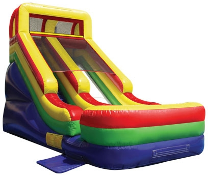 15Ft. Dry Inflatable Slide