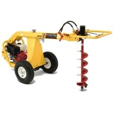 Towable One Man Auger