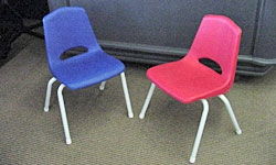 Children's Poly Chair