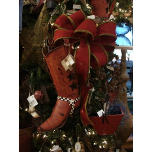 Western Theme Decor and Ornaments