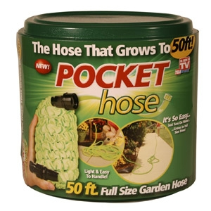 The Pocket Hose
