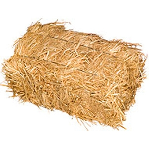 Mini Bale of Straw