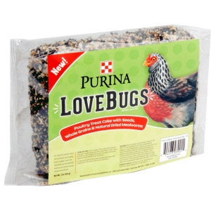 Purina Mills® LoveBugs Poultry Treat