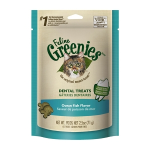 Feline Greenies® Oceanfish