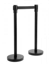 Stanchion - Black
