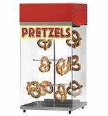 PRETZEL DISPLAY MACHINE