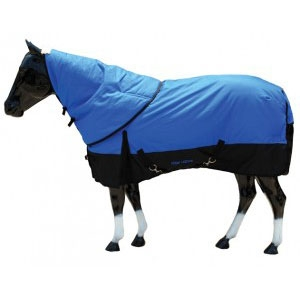 Ozark Leather 1200D Winter Horse Blanket