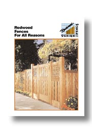 Redwood Fences For All Reasons