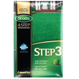 Scotts® Lawn Pro® Step 3 Lawn Fertilizer