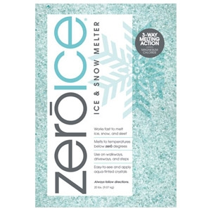 Zero Ice® Ice and Snow Melter - 12lb, 20lb, & 50lb.
