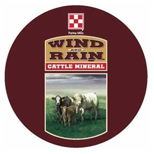 Purina® Wind and Rain® All-Season 4 Mineral Tub with Availa 4 225 lb.