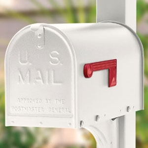 Gaines Manufacturing Janzer Mailboxes