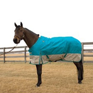 Ozark King Closed Front 600 Denier Turnout Blanket