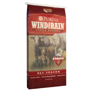 Purina® Wind and Rain® STORM™ All Season Minerals