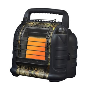 Mr. Heater Hunting Buddy 6,000-12,000 BTU Heater
