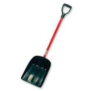 16'' Poly Snow Shovel
