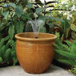 Pond Boss Gardenique Container Fountain Kit DCFK