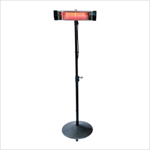Heat-A-Zone Pole Stand for Infrared Heater