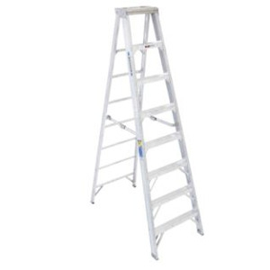 Aluminum Step Ladder - 8' Type IAA