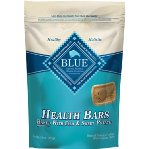 BLUE Health Bars Bacon, Eggs & Cheese Baked Dog Treats