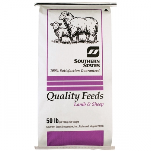Southern States Sheep Feed Pellets