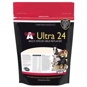 Sav-A-Caf® Grade A Ultra 24 Multi-Purpose Milk Replacer
