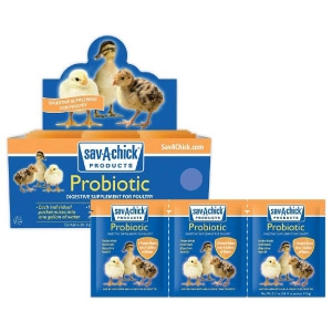 Sav-A-Chick® Probiotic Supplement