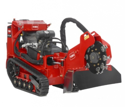 Stump Grinder, Toro STX38